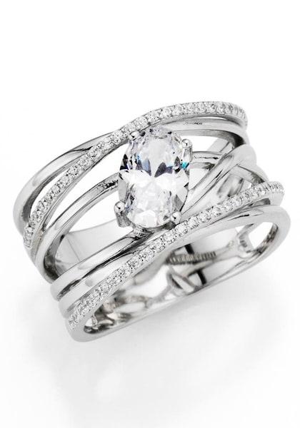 Ringe für Frauen - FIRETTI Ring silber  - Onlineshop ABOUT YOU