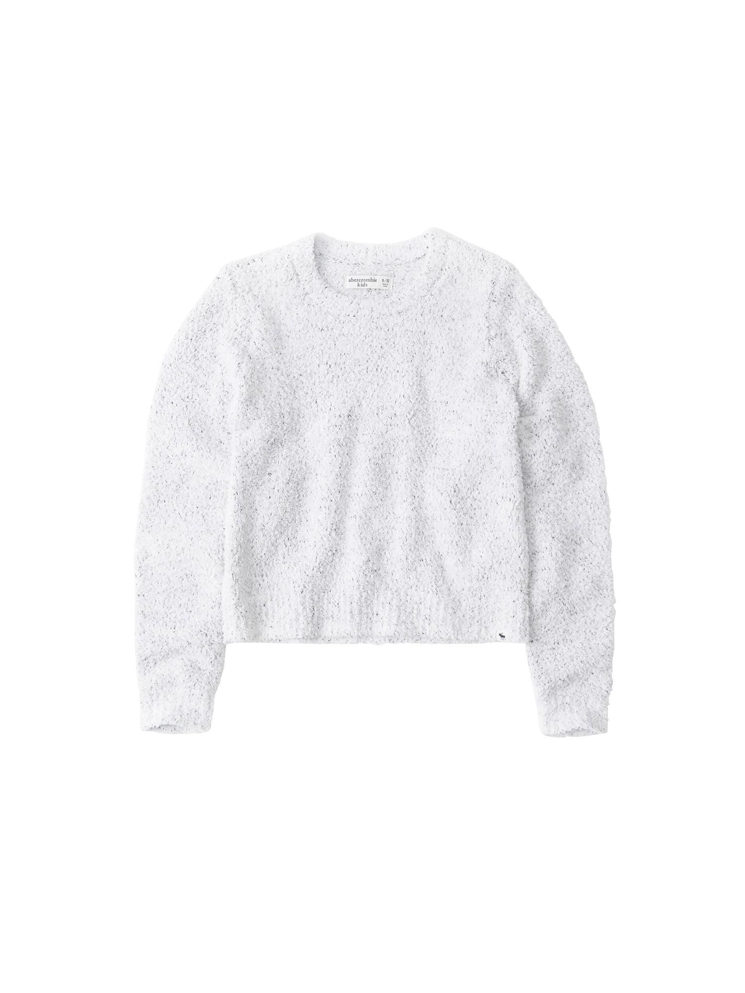 Abercrombie & Fitch Megztinis margai balta
