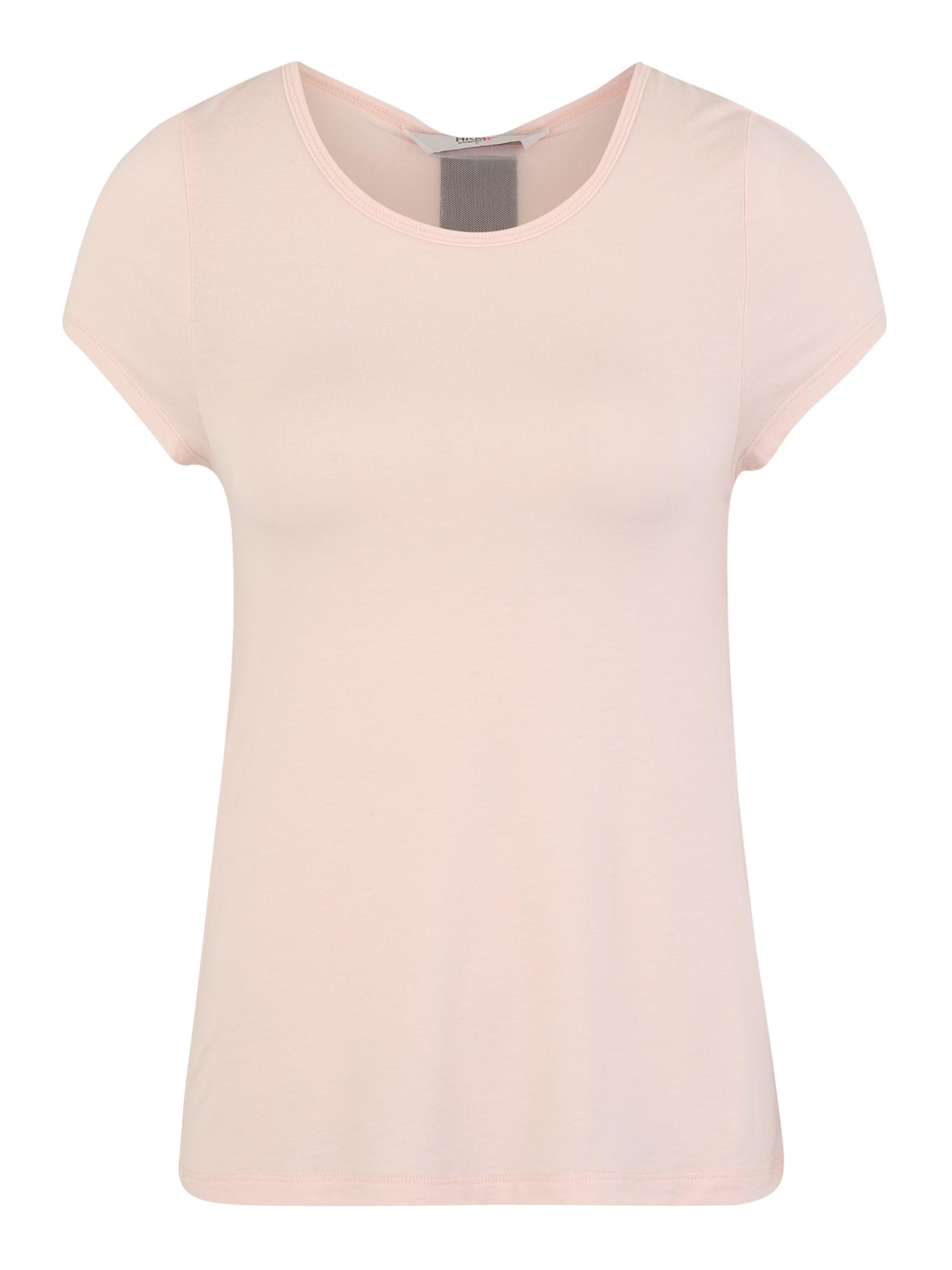 Funkční tričko růžová černá HKMX