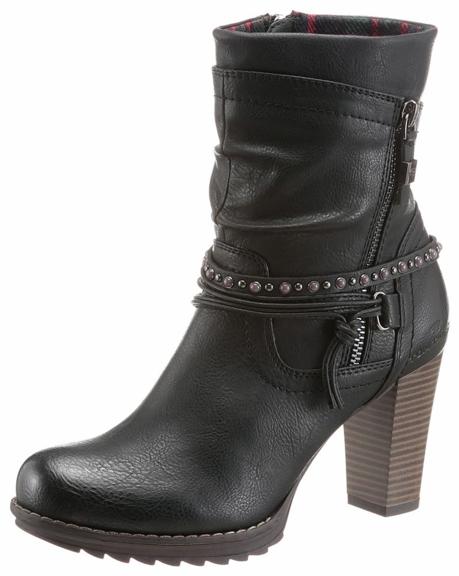 Plateaustiefelette   Schuhe > Stiefeletten > Plateaustiefeletten   Tom Tailor