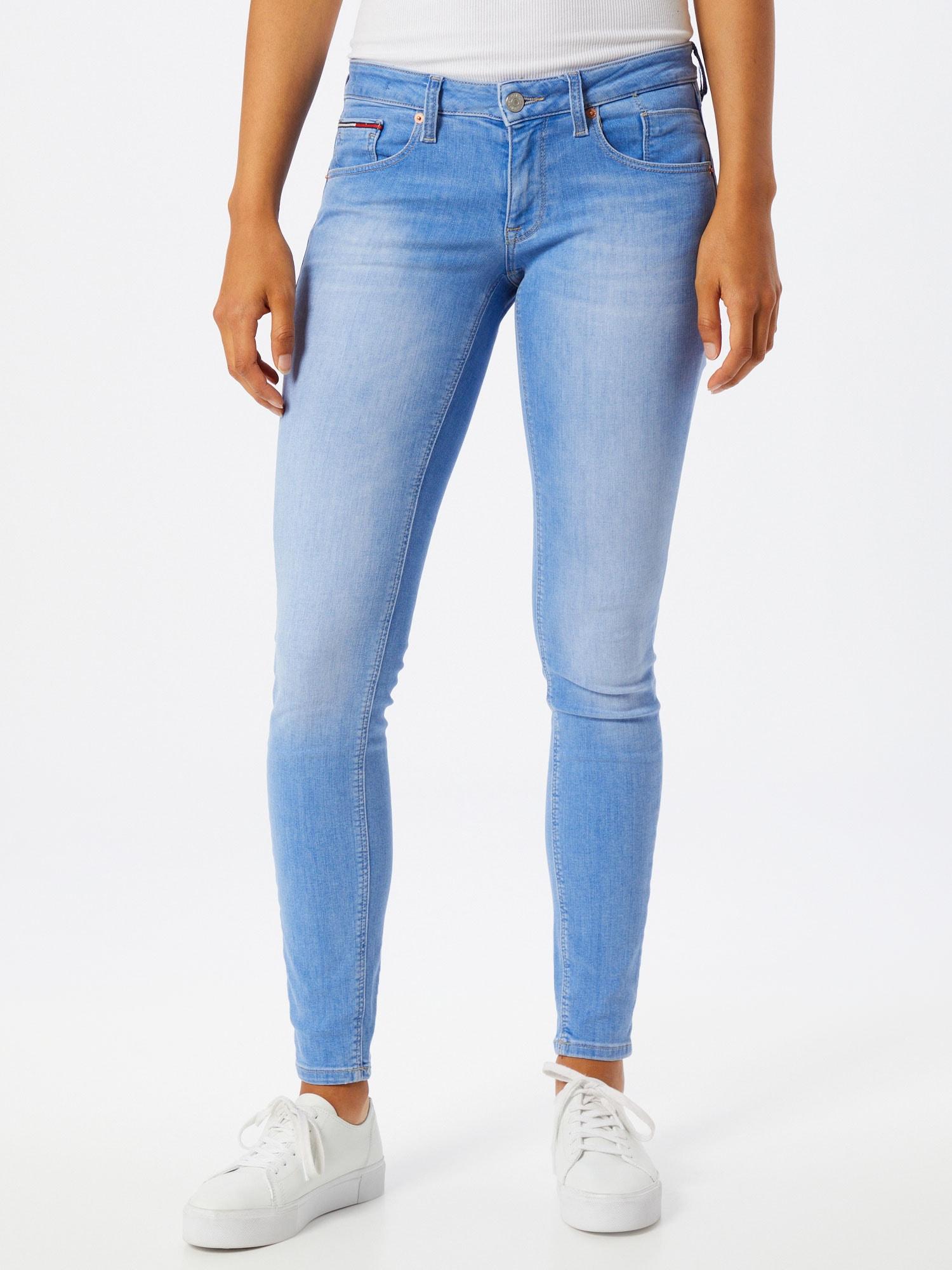 Tommy Jeans Jeans 'Scarlet'  blå denim