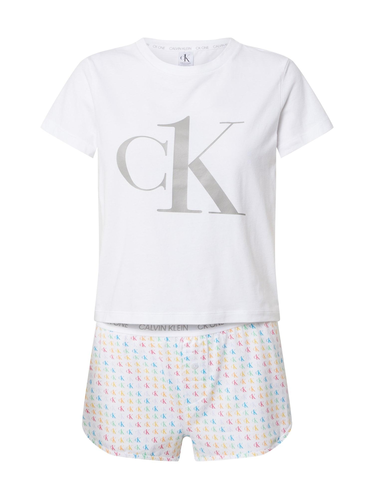 Calvin Klein Underwear Pižama balta