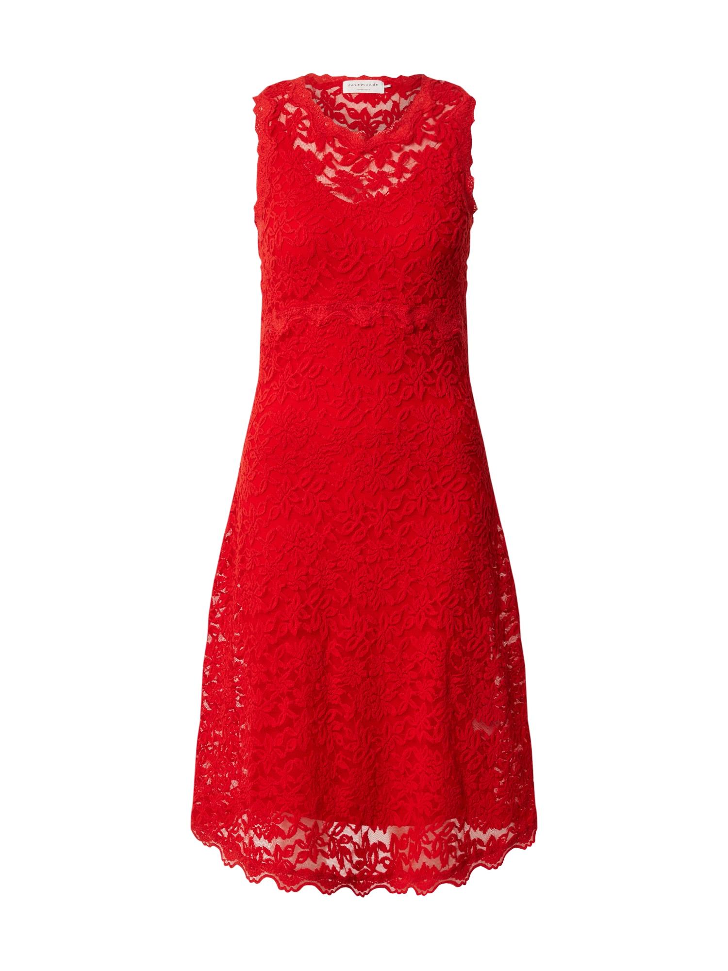 rosemunde Kokteilinė suknelė raudona