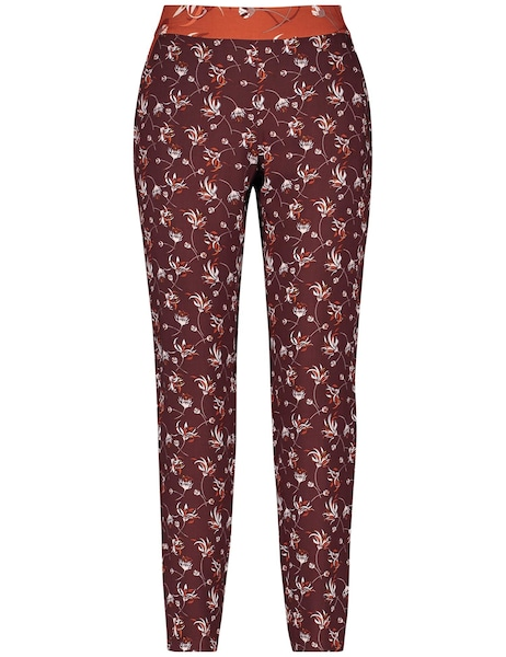 Hosen für Frauen - Hose › TAIFUN › bordeaux  - Onlineshop ABOUT YOU