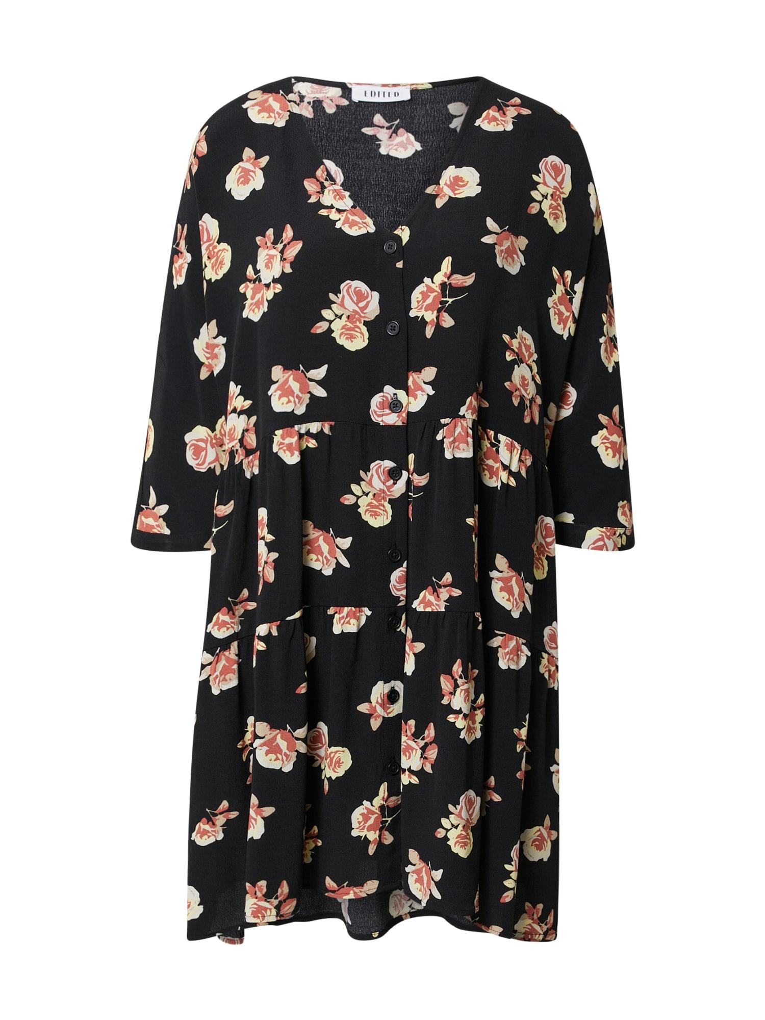EDITED Palaidinės tipo suknelė 'Marisa' juoda