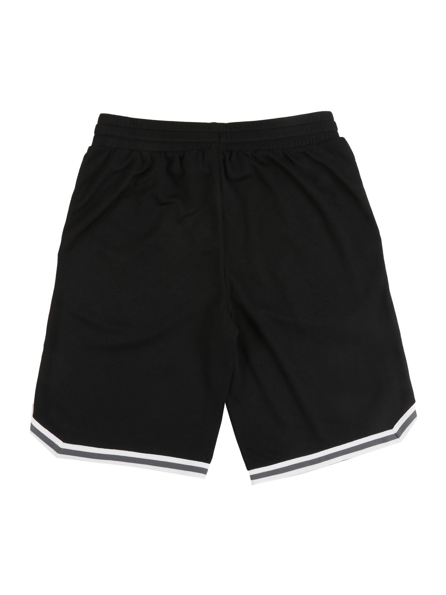 GAP Kelnės 'V-FIT MESH SHORT' juoda