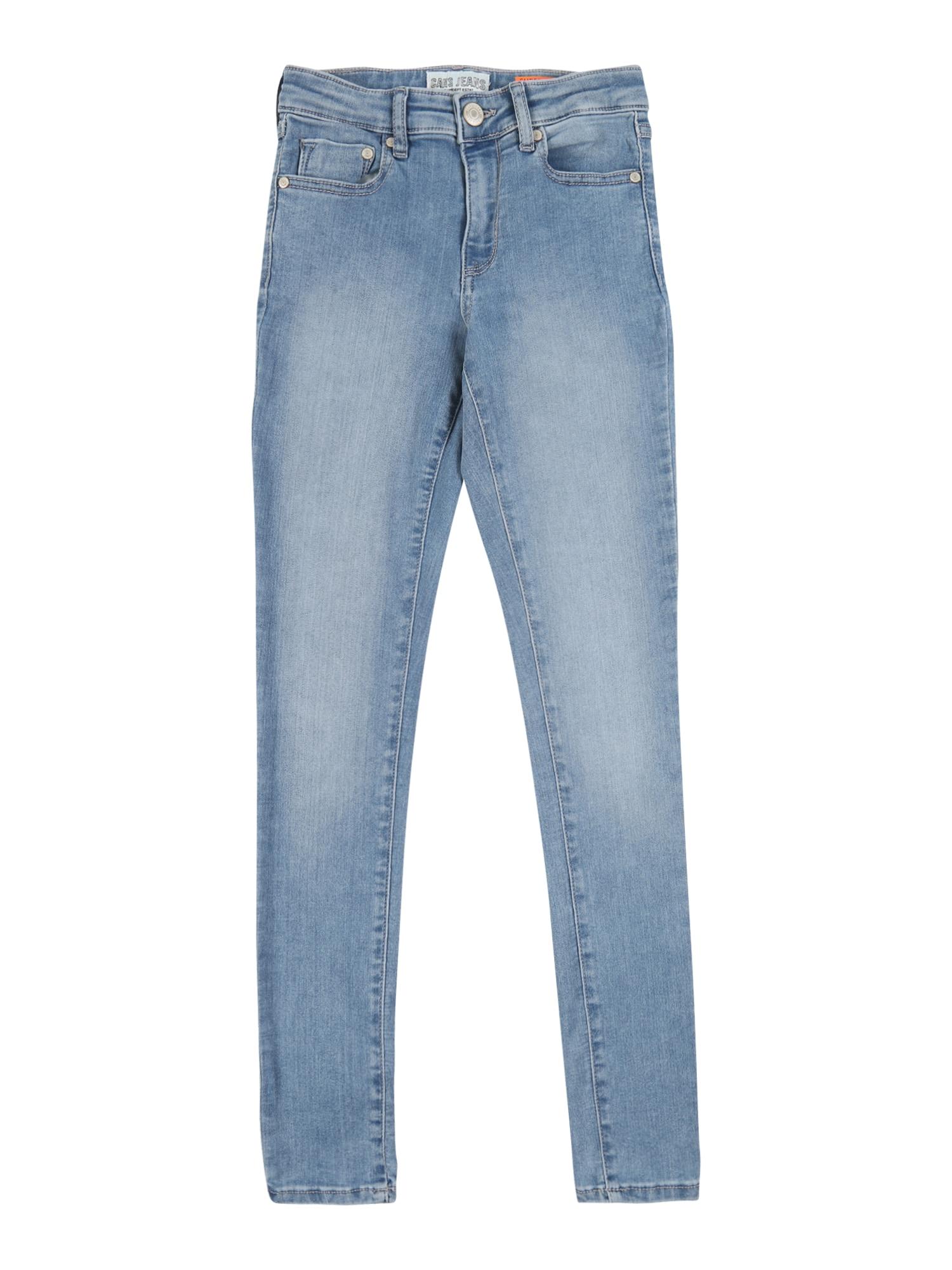Cars Jeans Džinsai 'ELIZA' tamsiai (džinso) mėlyna