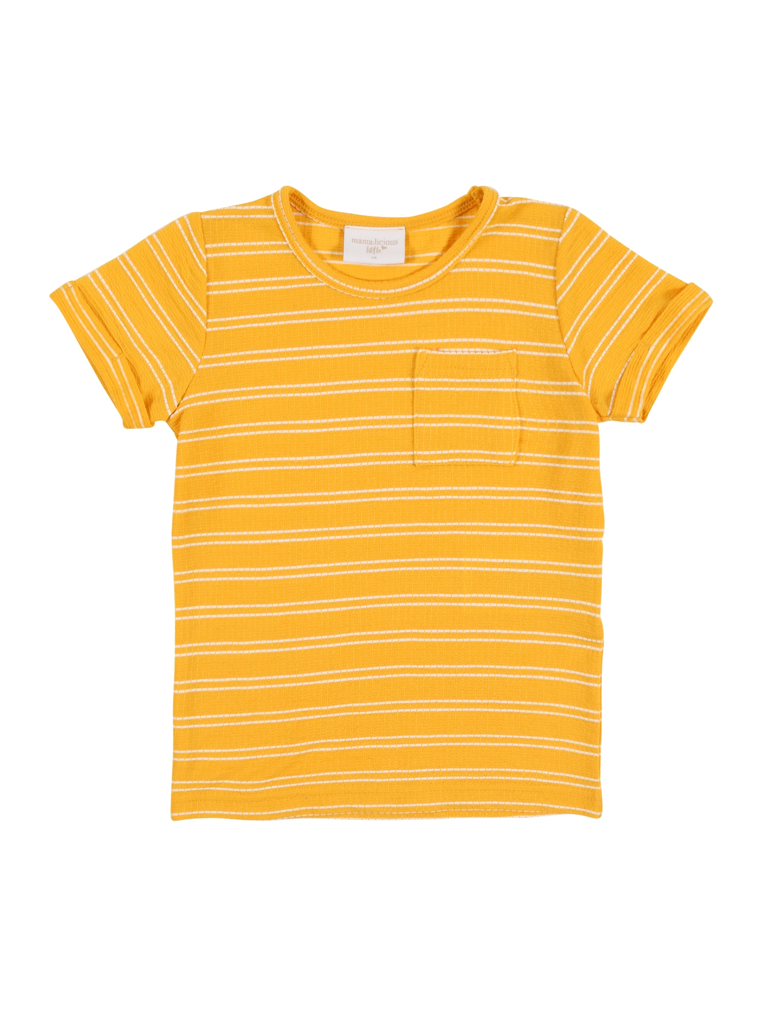 MAMALICIOUS Tričko 'LITTLEBROOK'  žlté