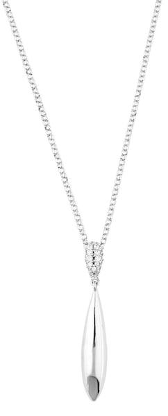 Ketten für Frauen - ESPRIT Halskette 'Grand Style' silber  - Onlineshop ABOUT YOU