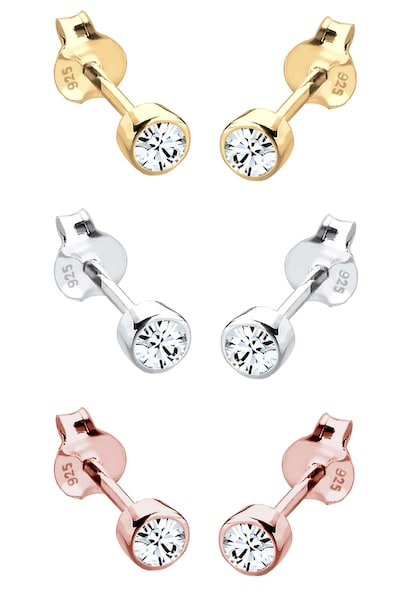 Ohrringe für Frauen - ELLI Ohrringe gold rosegold silber  - Onlineshop ABOUT YOU
