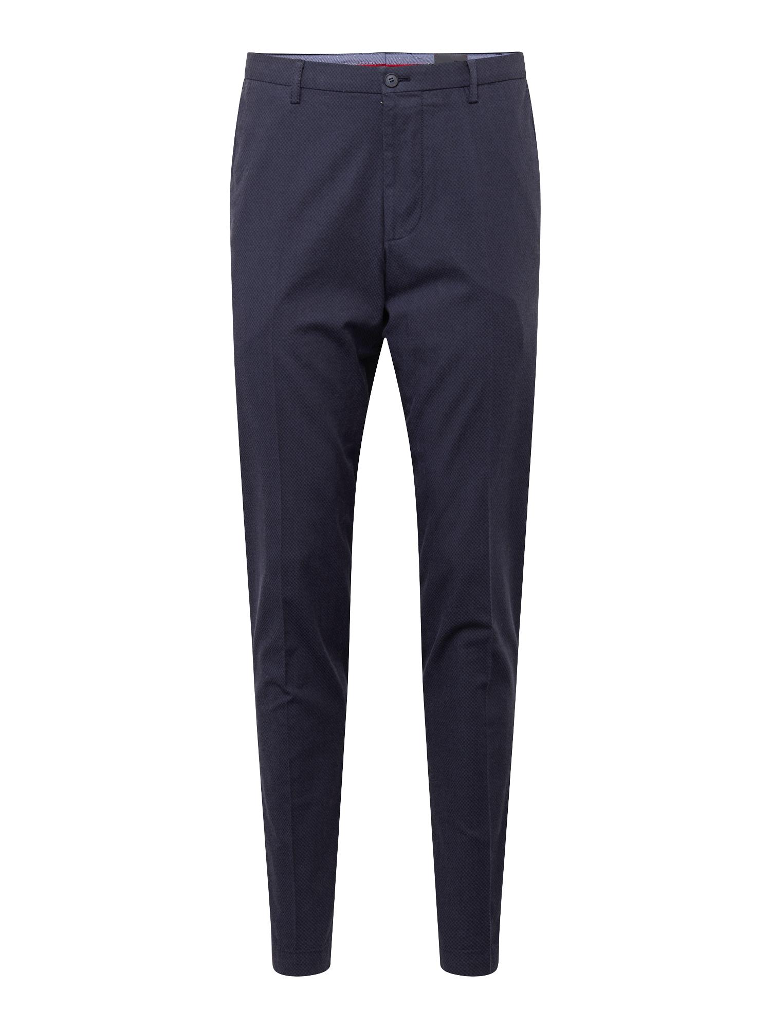 Kalhoty s puky CIBRODY tmavě modrá CINQUE