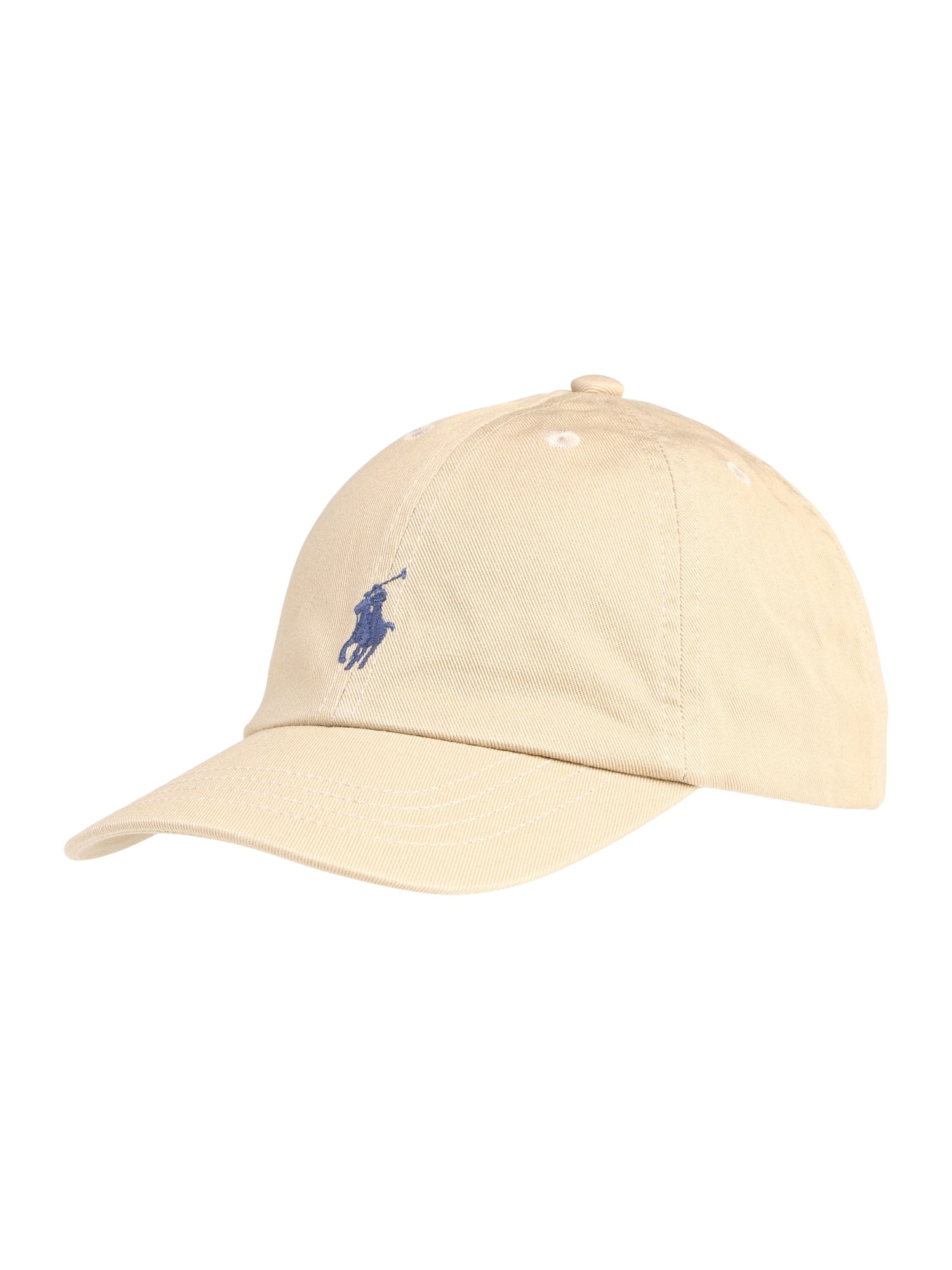 Klobouk COTTON-CLSC CAP-AC-HAT khaki POLO RALPH LAUREN