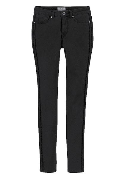 Hosen für Frauen - Jeans › Guido Maria Kretschmer › schwarz  - Onlineshop ABOUT YOU