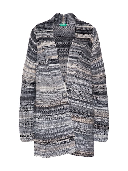 Jacken - Strickjacke › United Colors of Benetton › mehrfarbig  - Onlineshop ABOUT YOU