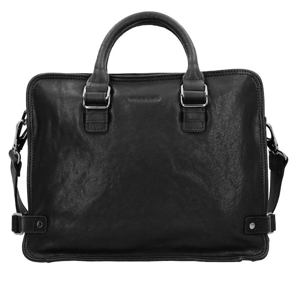 Businesstaschen für Frauen - Harold's Aktentasche 'R.Johnson' schwarz  - Onlineshop ABOUT YOU