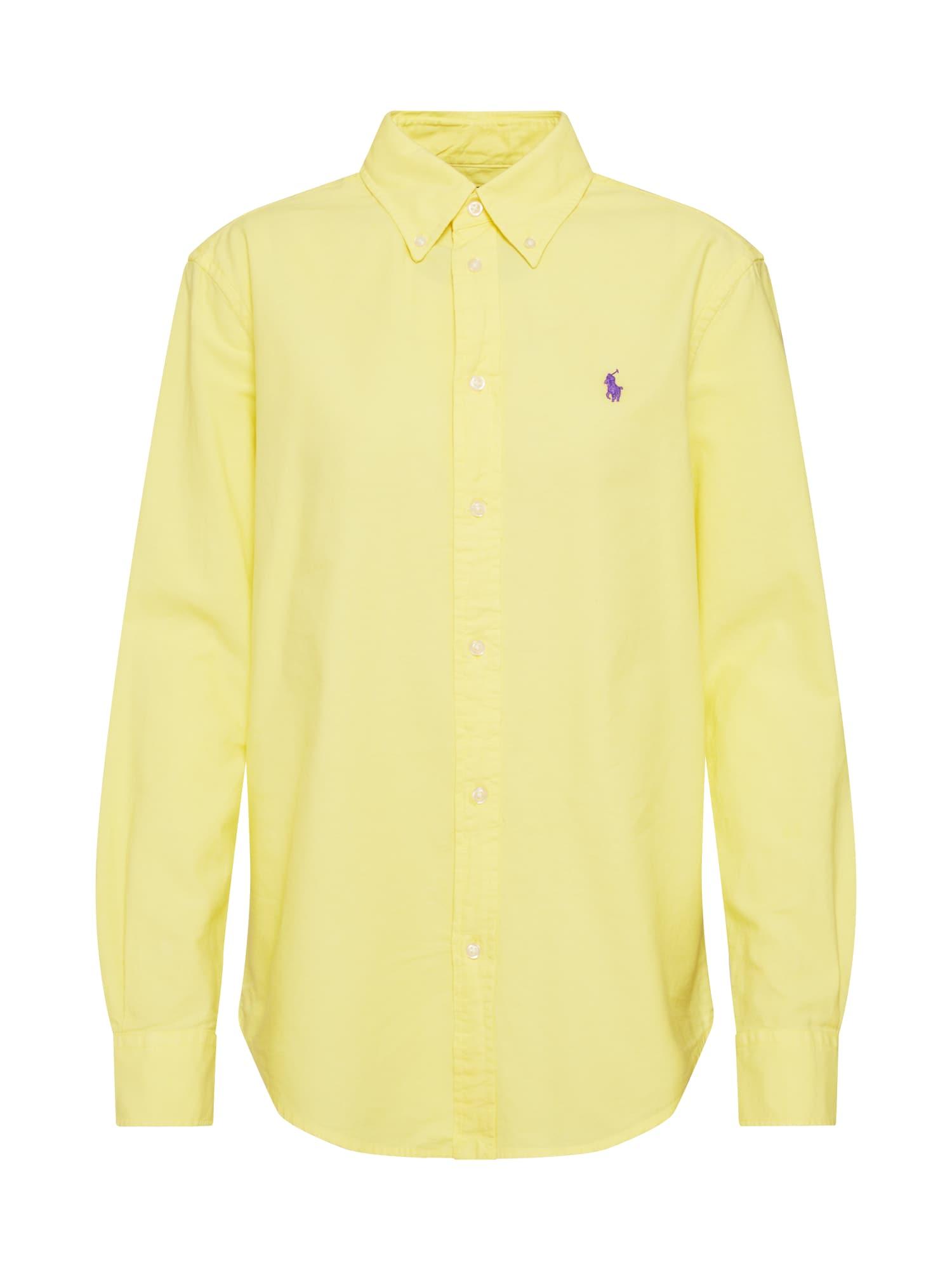 POLO RALPH LAUREN Bluză  galben