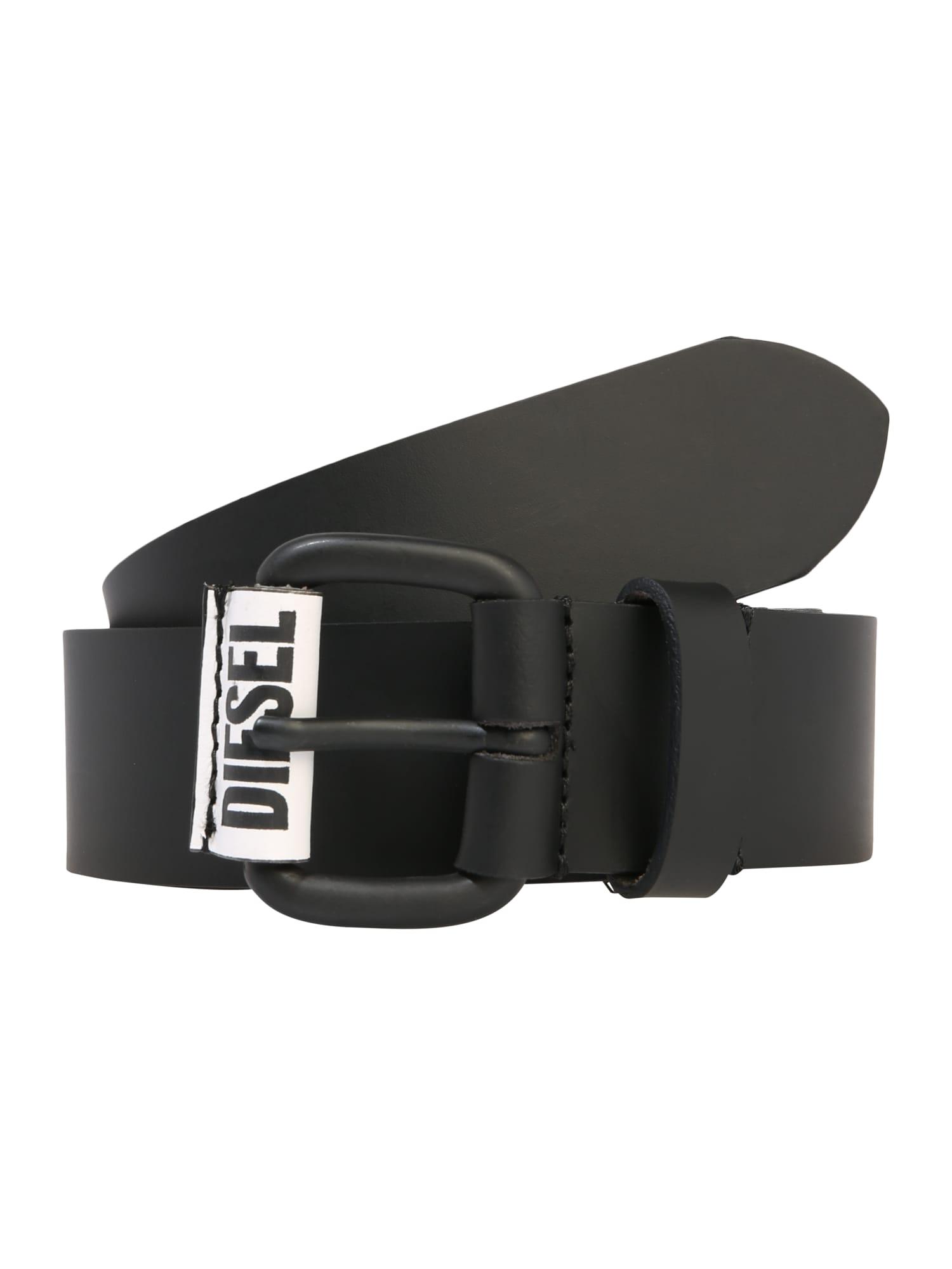 DIESEL Diržas ' B-PEIPER - belt' juoda
