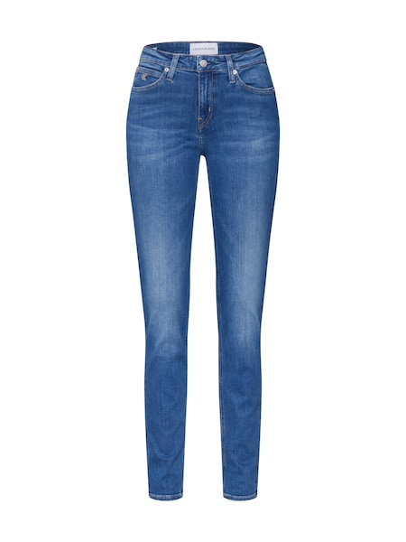 Hosen - Jeans '021' › Calvin Klein Jeans › blue denim  - Onlineshop ABOUT YOU