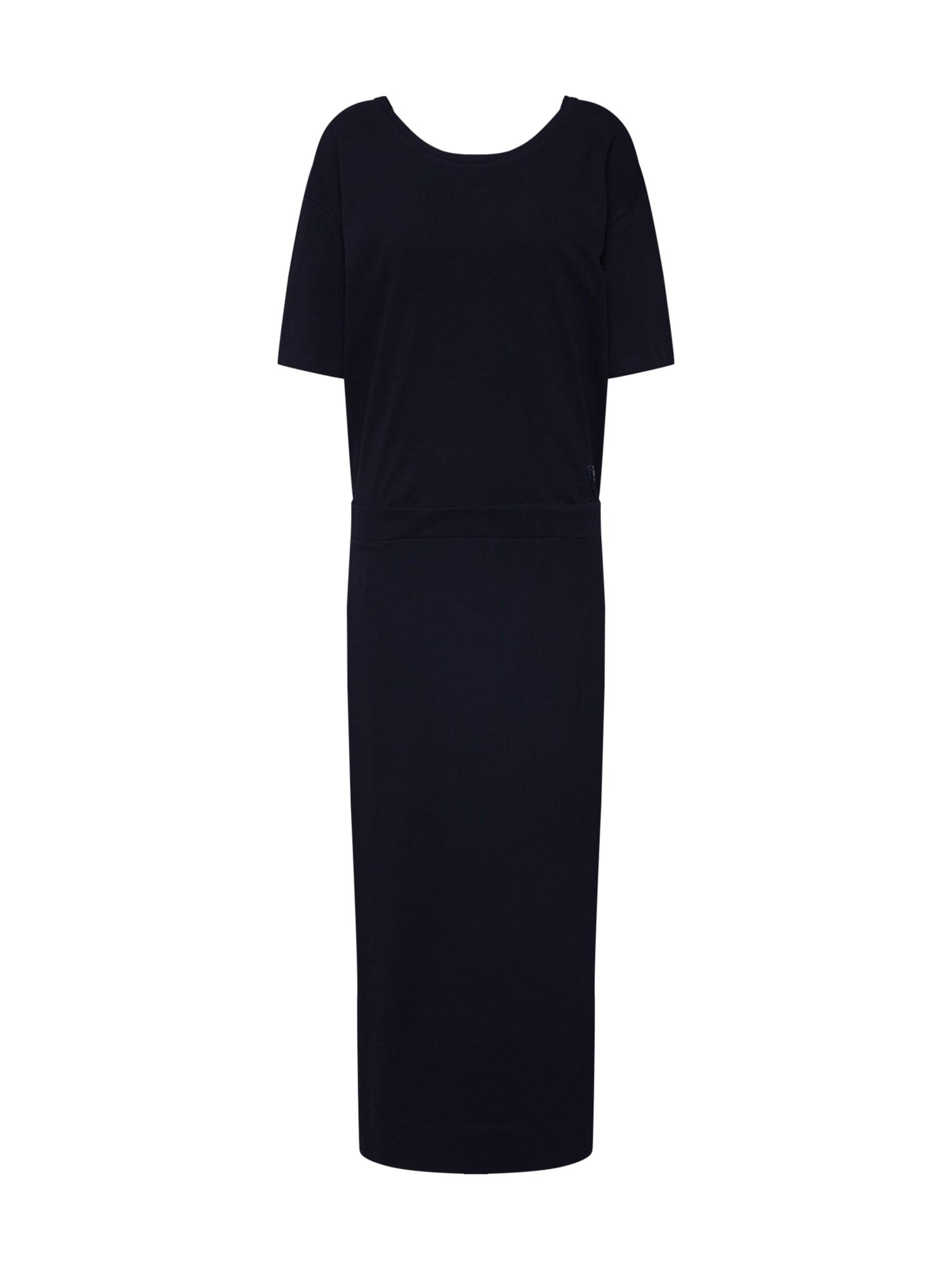 Společenské šaty Bohdana černá G-STAR RAW