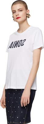 Sonia By SONIA RYKIEL T-Shirt mit Label-Print