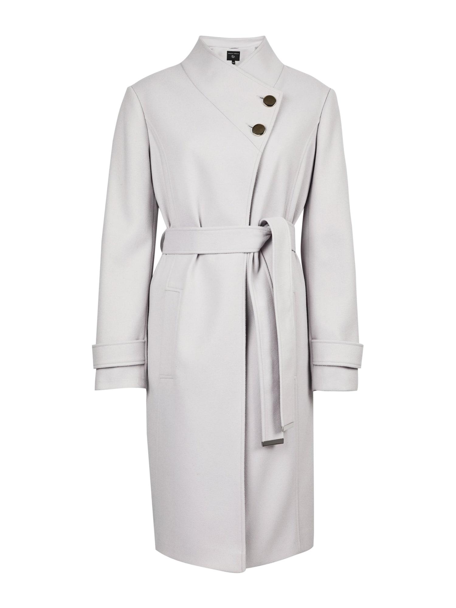Dorothy Perkins Rudeninis-žieminis paltas 'DOVE' pilka