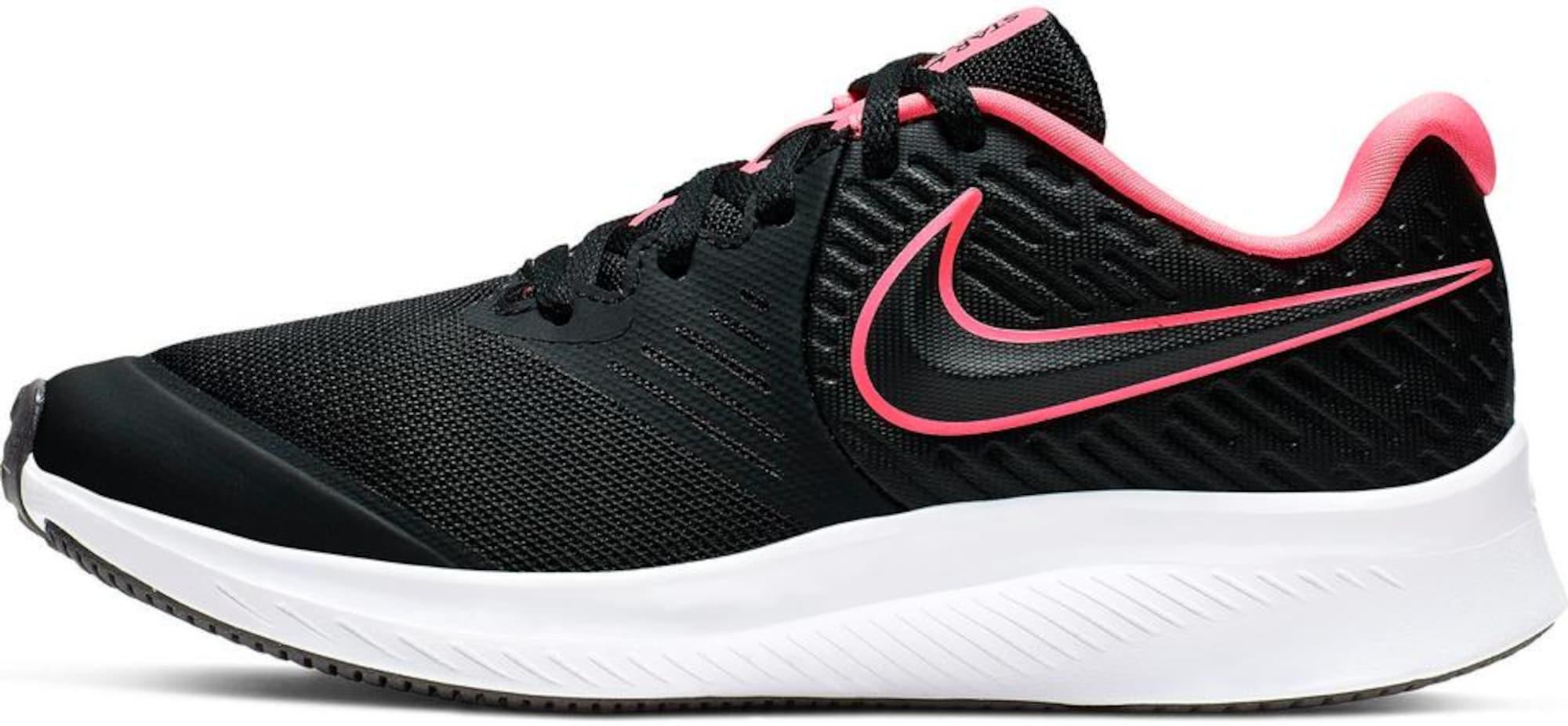 NIKE Sportiniai batai 'Star Runner 2' juoda