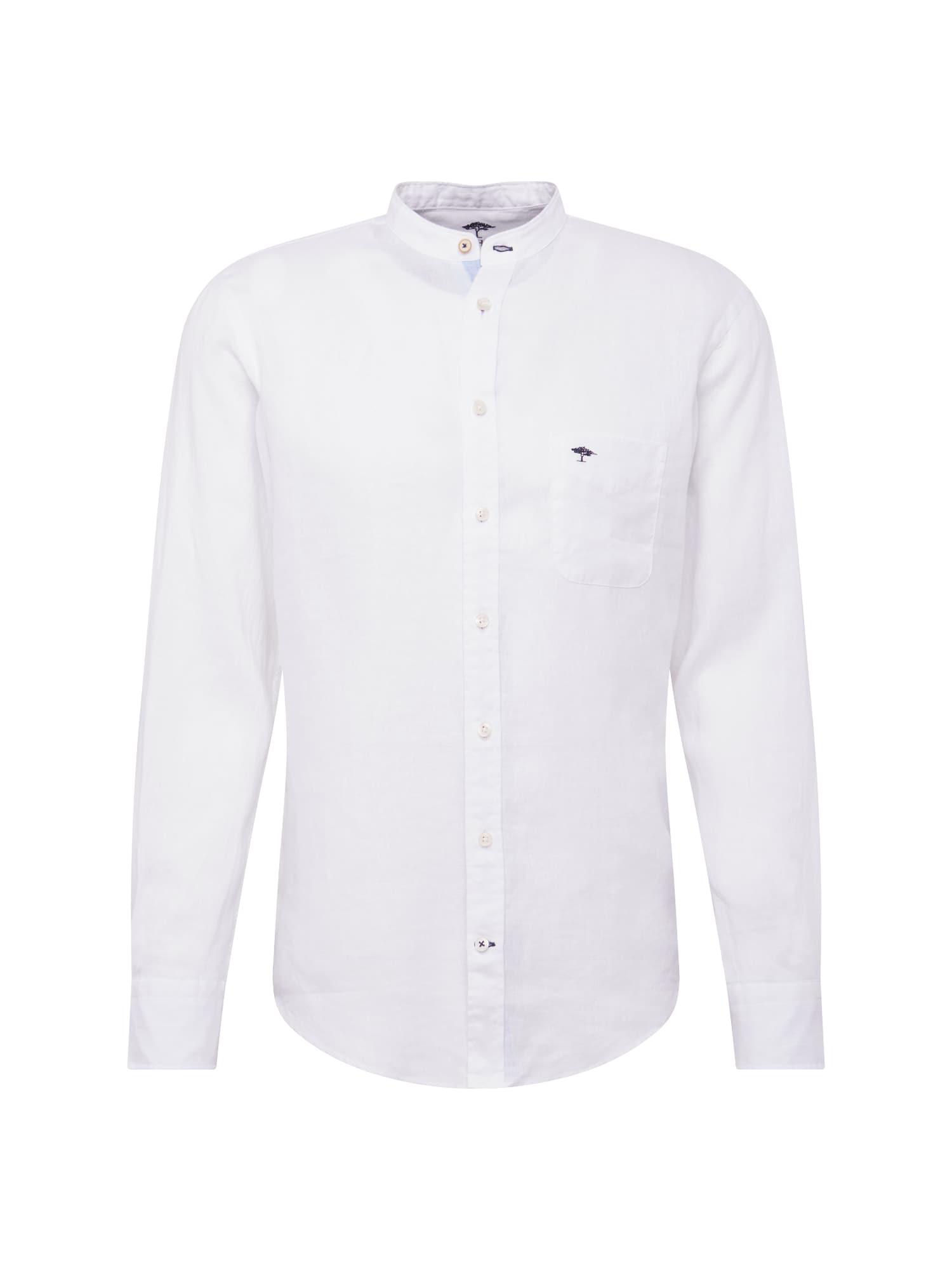 Košile bílá FYNCH-HATTON