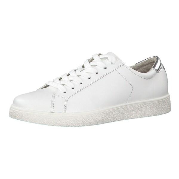 Sneakers für Frauen - TAMARIS Sneakers silber weiß  - Onlineshop ABOUT YOU