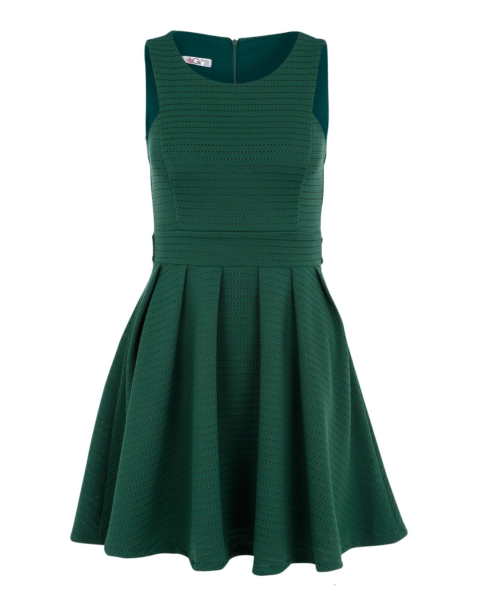 Letní šaty zelená WAL G.