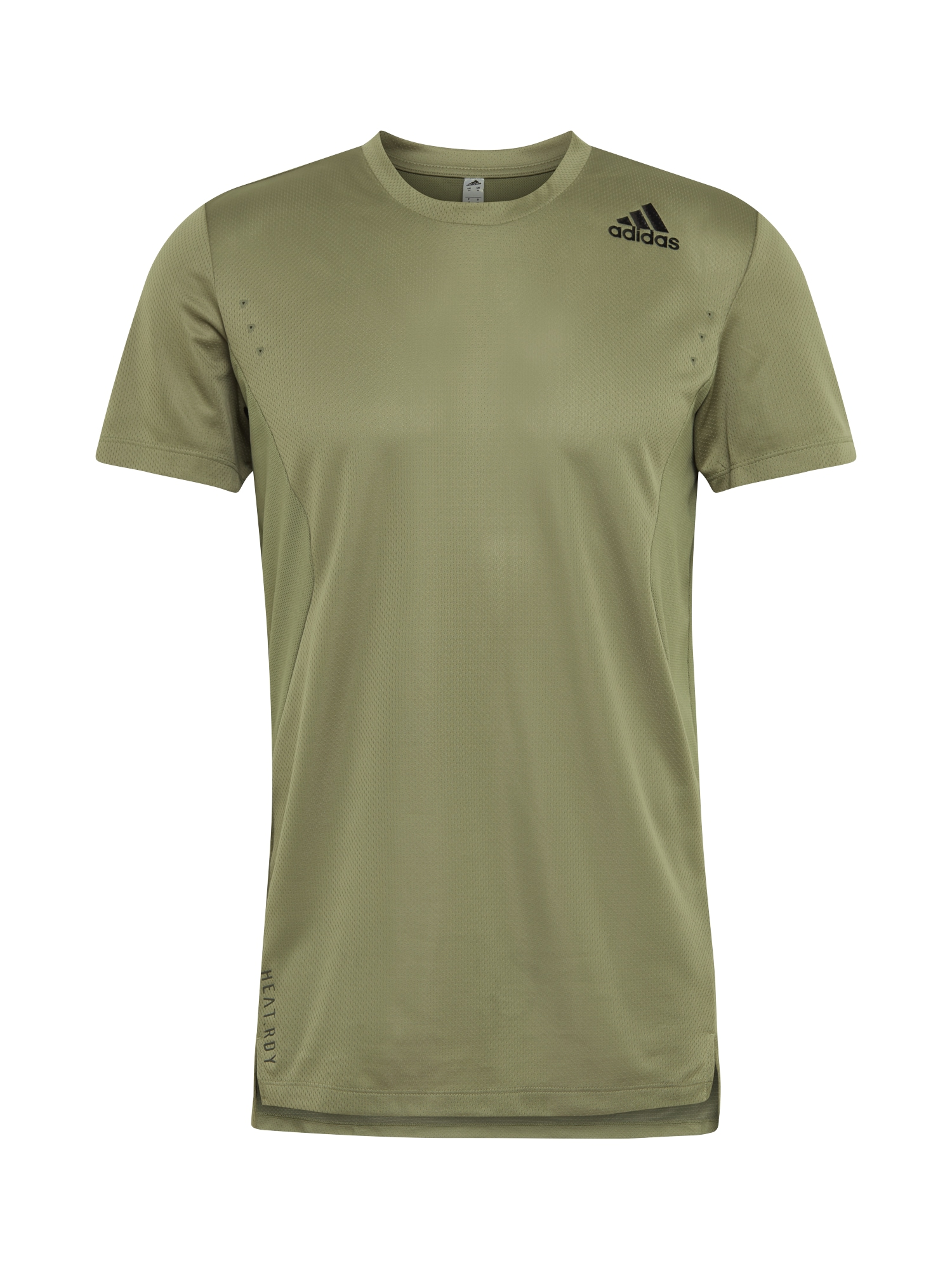 ADIDAS PERFORMANCE Funkčné tričko  olivová / zelená / kaki