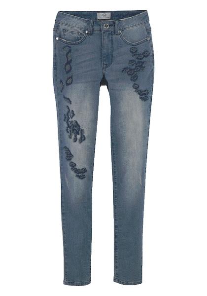 Hosen - Jeans › Guido Maria Kretschmer › blue denim  - Onlineshop ABOUT YOU