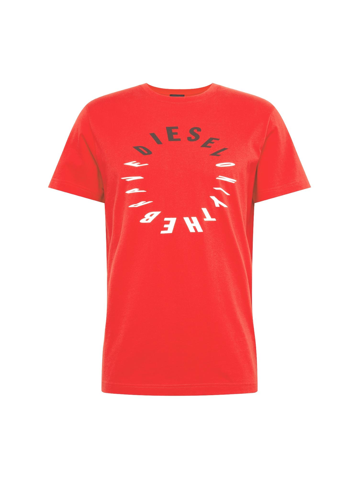 Tričko T-DIEGO-Y2 červená DIESEL