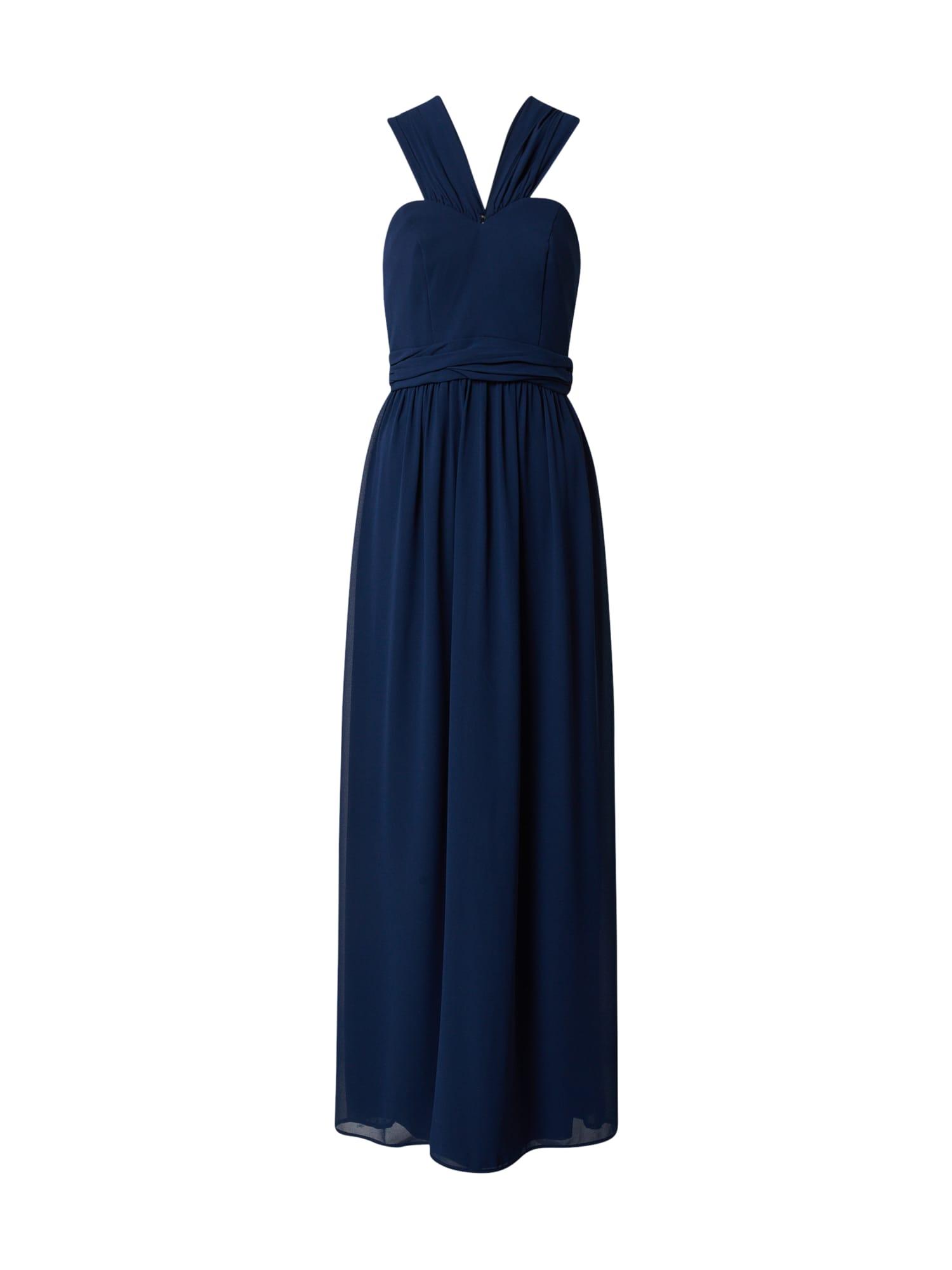 Chi Chi London Vakarinė suknelė tamsiai mėlyna