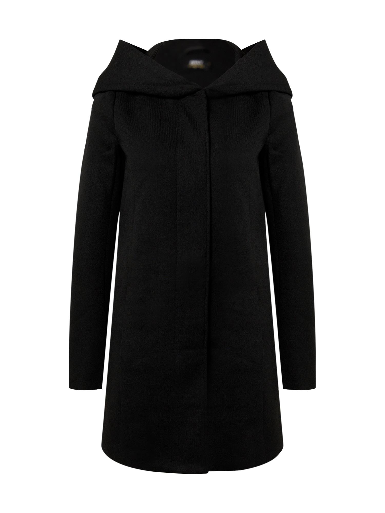 ONLY Prechodný kabát 'Sedona'  čierna