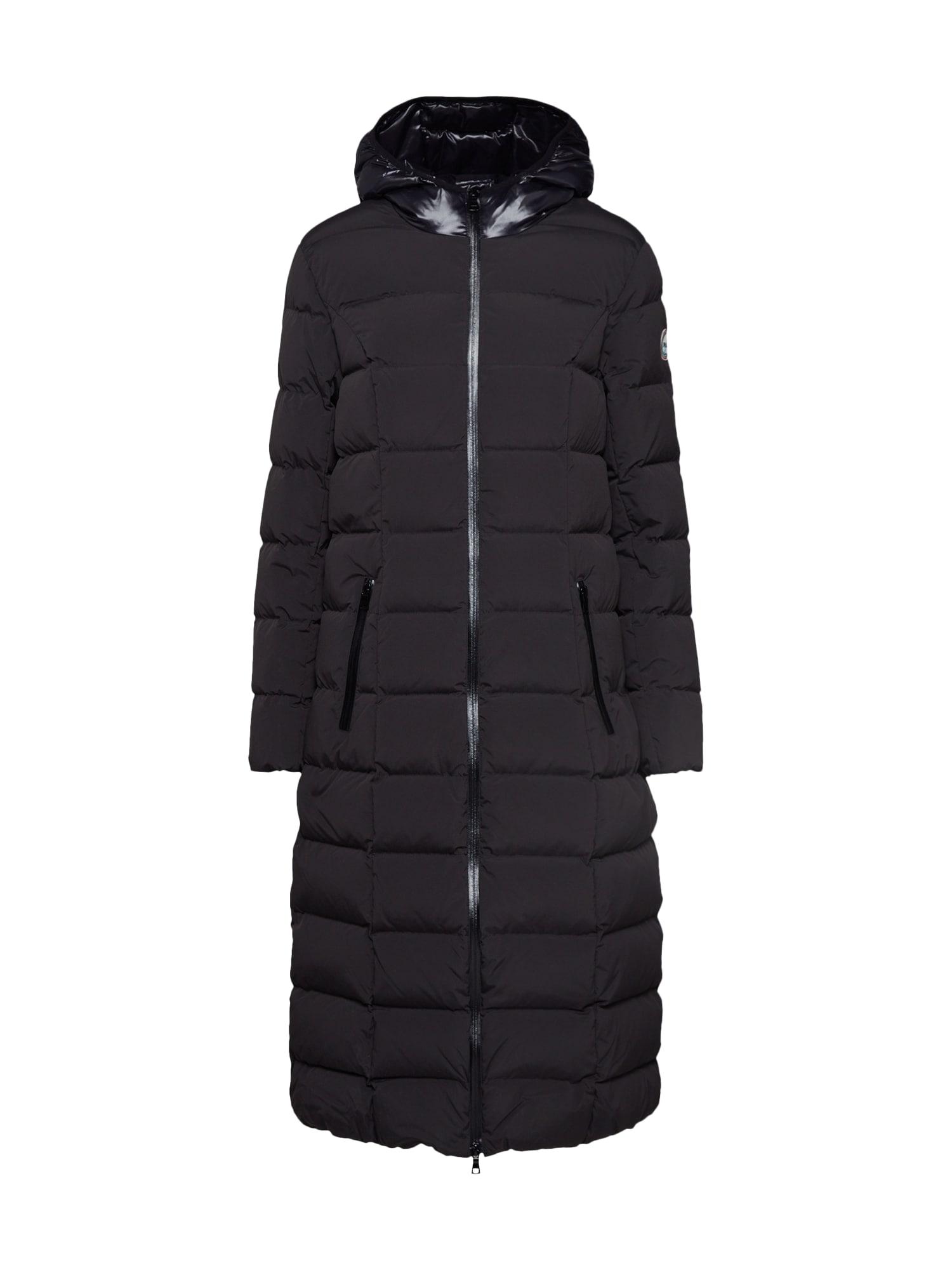 No. 1 Como Žieminis paltas 'SELINA' juoda