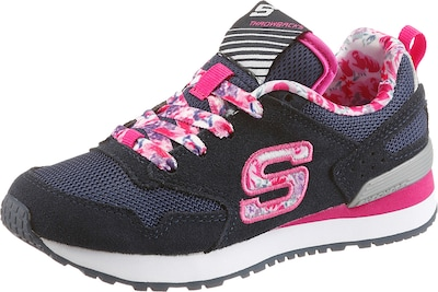 SKECHERS Sneaker 'Retrospect - Floral Fancies'