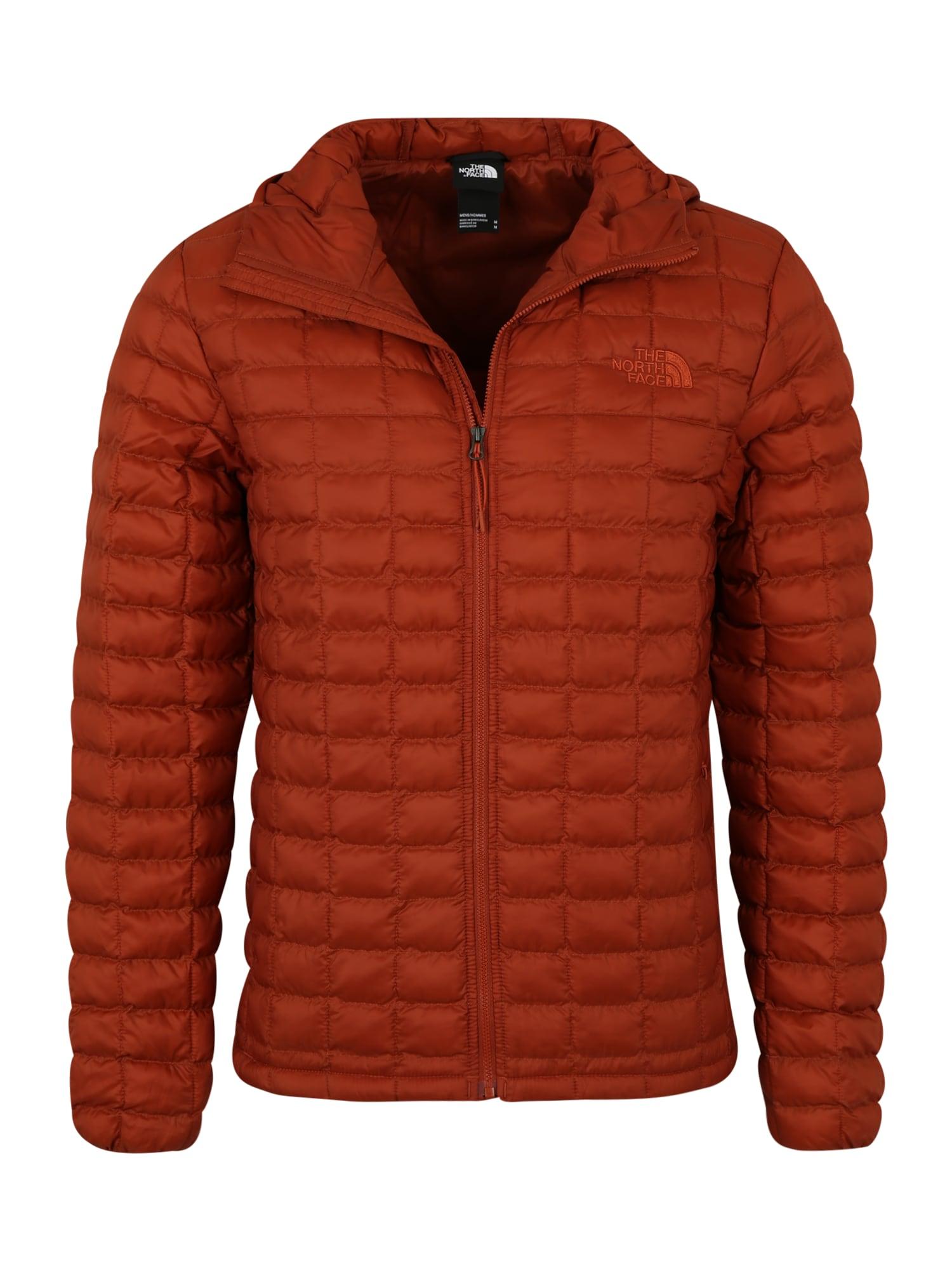 THE NORTH FACE Kültéri kabátok  piros