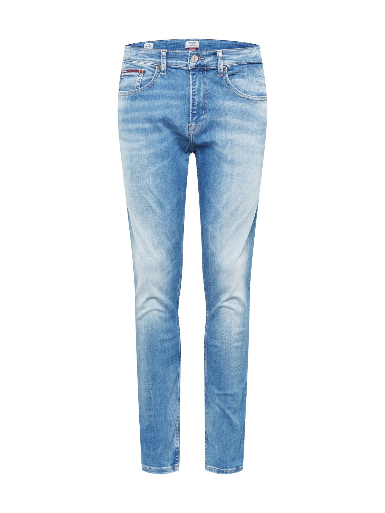 Tommy Jeans Džíny 'AUSTIN'  světlemodrá