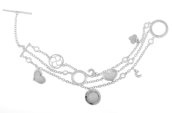 Armbaender für Frauen - CERRUTI Armband 'R52015W' silber  - Onlineshop ABOUT YOU