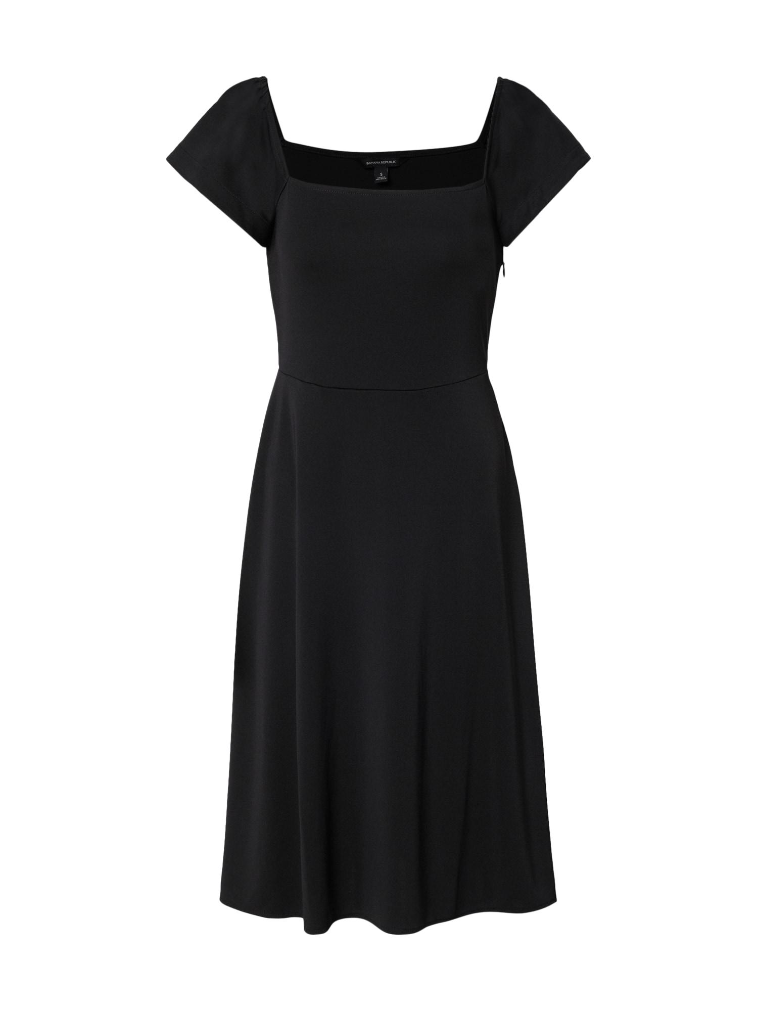 Banana Republic Suknelė juoda
