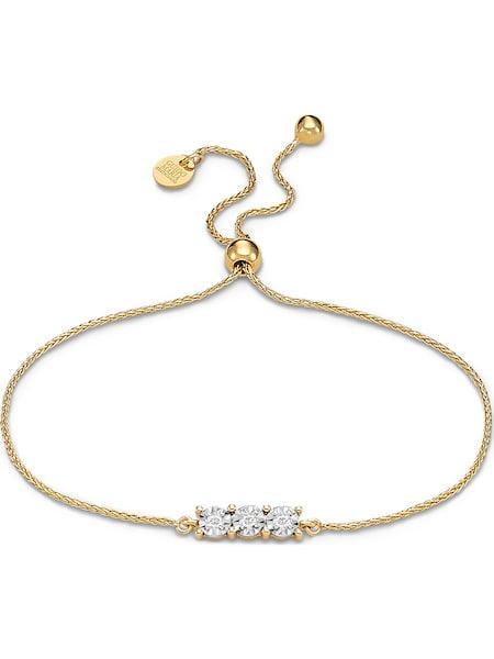 Armbaender - Armband › Guido Maria Kretschmer › gold weiß  - Onlineshop ABOUT YOU