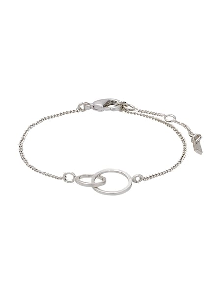 Armbaender für Frauen - Armband 'Harper' › Pilgrim › silber  - Onlineshop ABOUT YOU