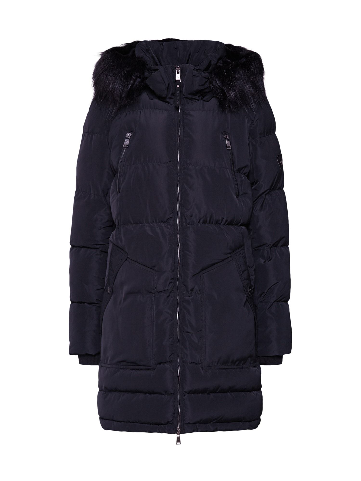 Hailys Rudeninis-žieminis paltas 'LS P JK Valentina' juoda