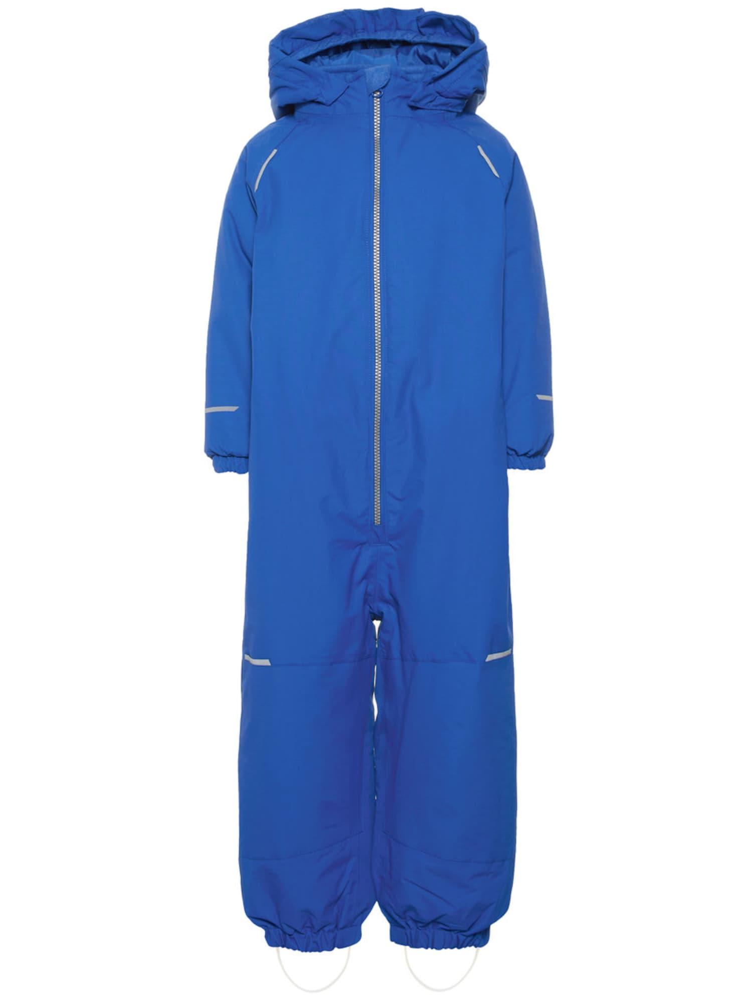 Funkční oblek NMMSNOW03 tmavě modrá NAME IT