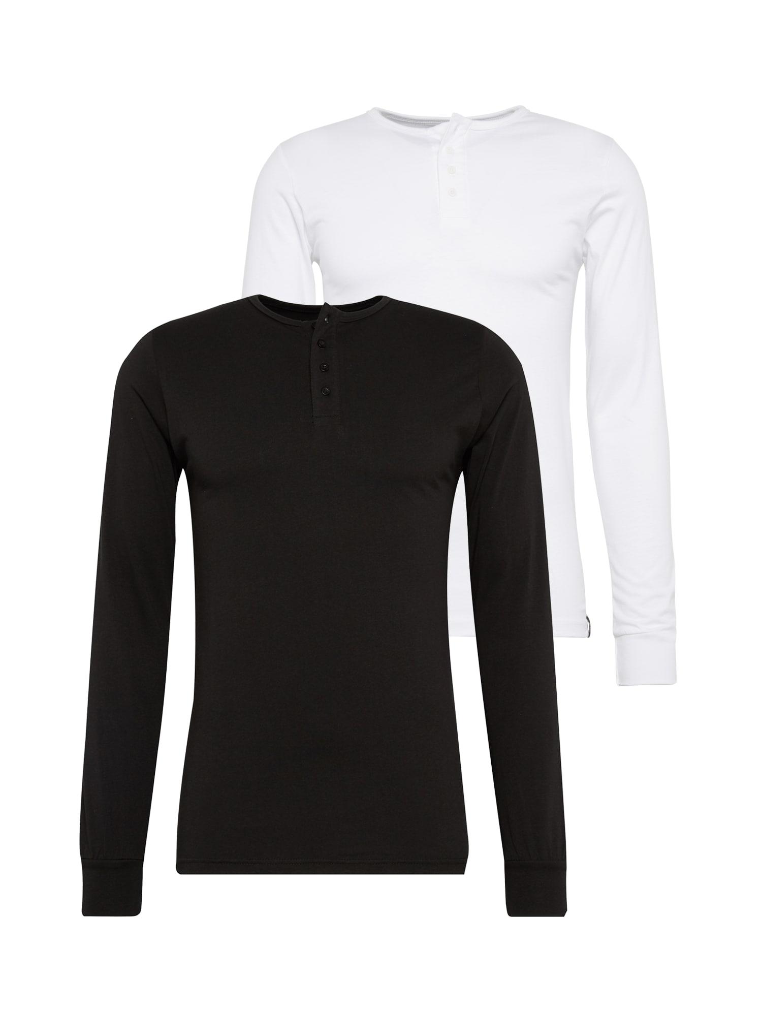 Tričko Seibert černá bílá DICKIES