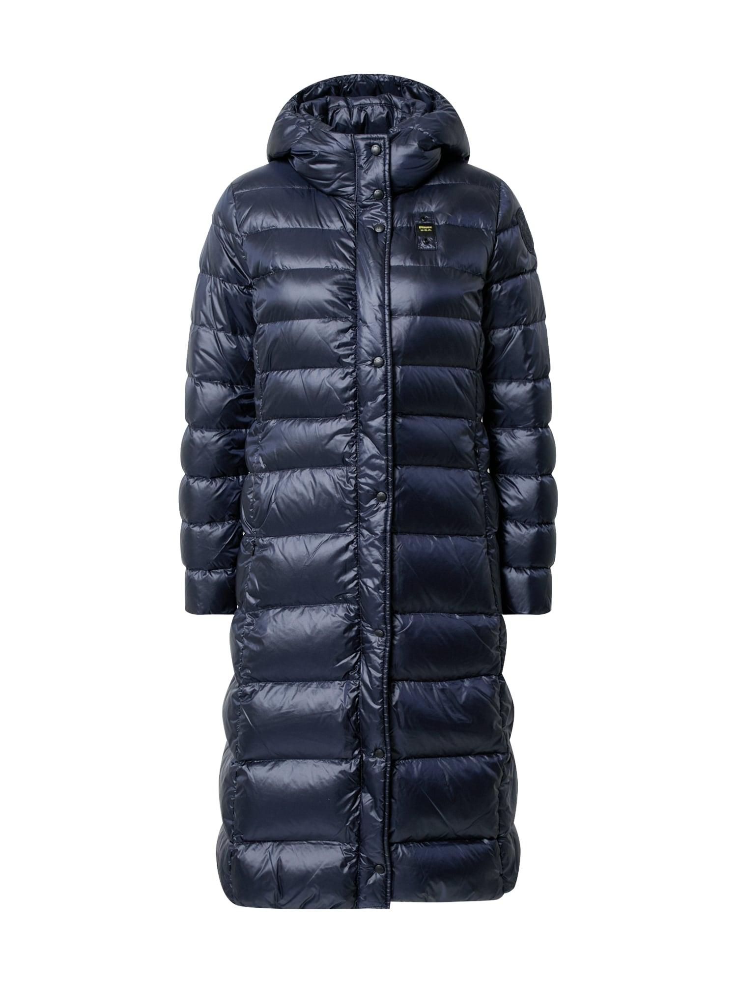 Blauer.USA Žieminis paltas tamsiai mėlyna