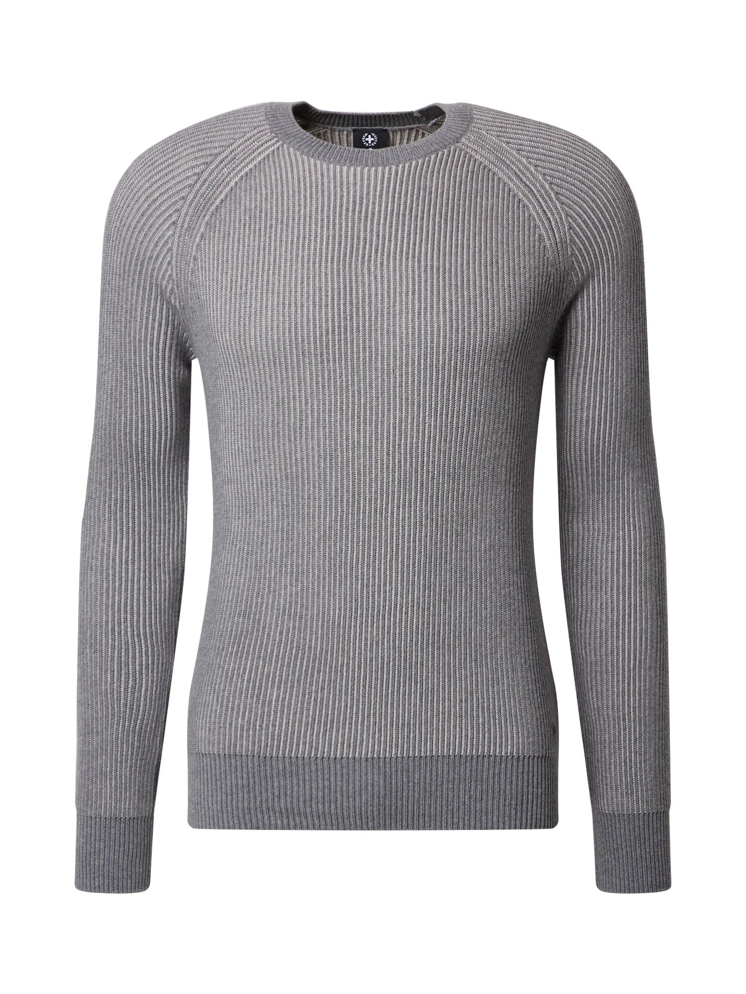 STRELLSON Megztinis pilka