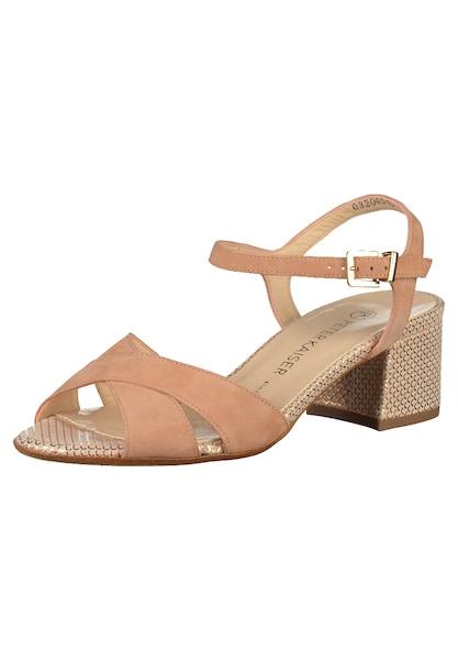 Sandalen für Frauen - PETER KAISER Sandale puder  - Onlineshop ABOUT YOU