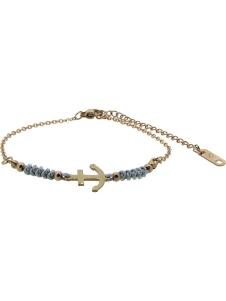 Armbaender - Armband › Hafen Klunker › taubenblau gold  - Onlineshop ABOUT YOU