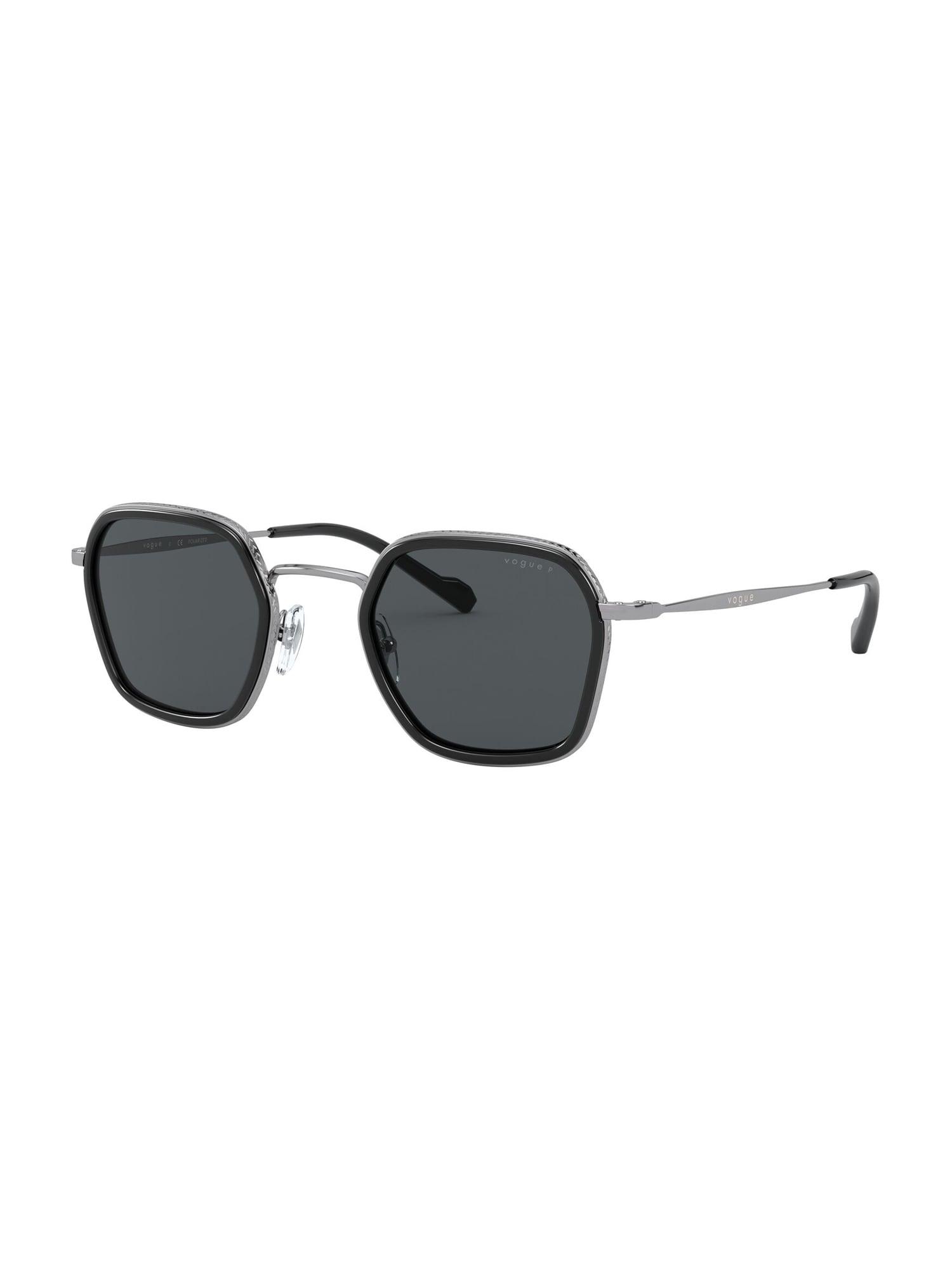 VOGUE Eyewear Akiniai nuo saulės 'METALL MAN SONNE' juoda